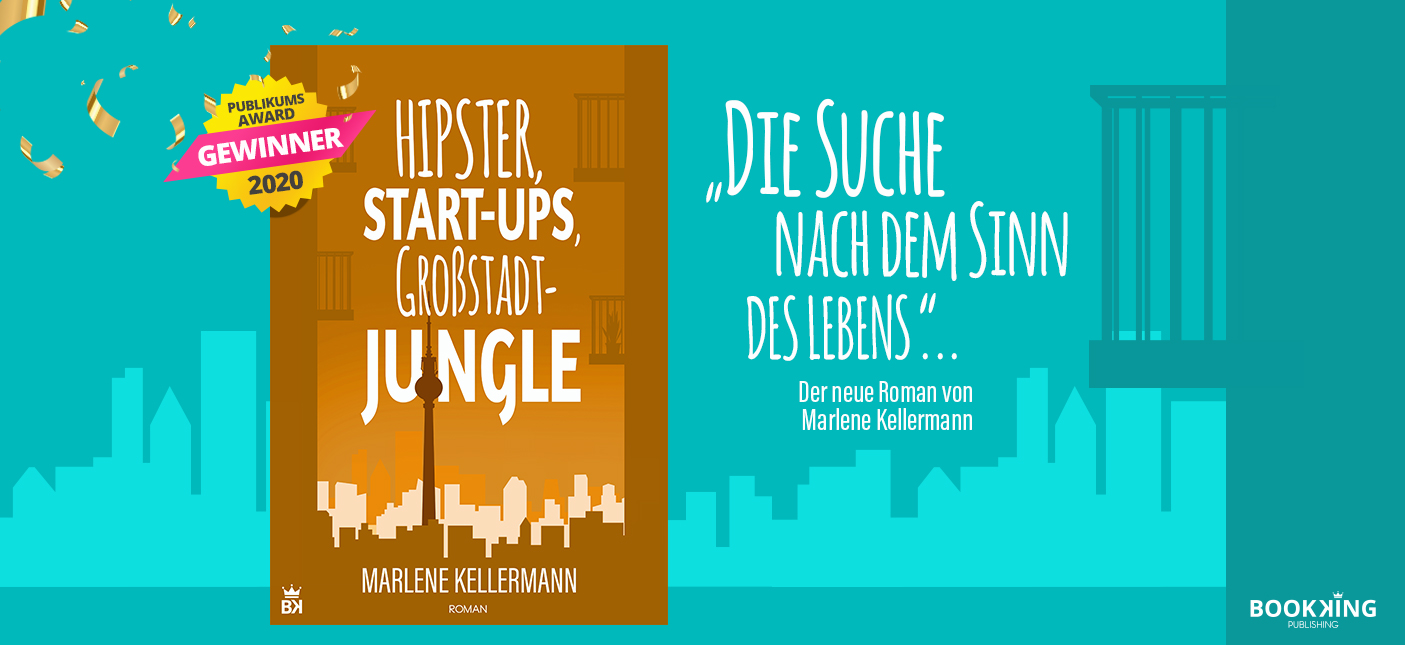 Hippies, Start-Ups, Großstadt-Jungle